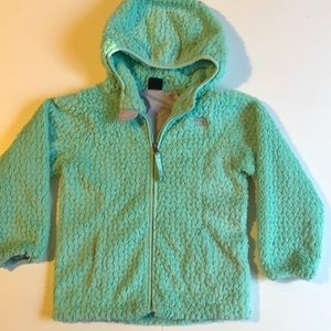 North Face jacket for toddler girl